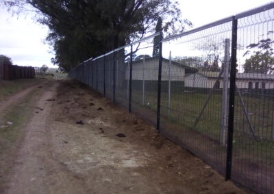 DOE School Fencing Project